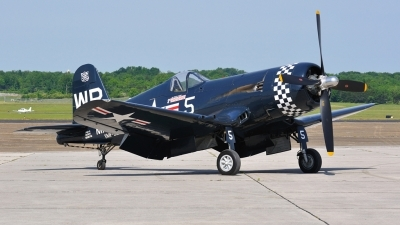 Photo ID 202787 by James Winfree III. Private Fighters Legends LLC Vought F4U 5N Corsair, N179PT
