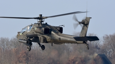 Photo ID 202813 by Robert Flinzner. Netherlands Air Force Boeing AH 64DN Apache Longbow, Q 08