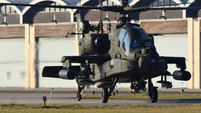 Photo ID 202811 by Robert Flinzner. Netherlands Air Force Boeing AH 64DN Apache Longbow, Q 08