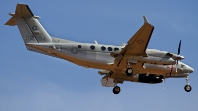 Photo ID 202817 by Manuel LLama-Costa Del Sol Spotting Aviation. USA Marines Beech UC 12W Huron Super King Air B300C, 168204