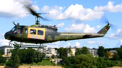 Photo ID 202826 by Stephan Franke - Fighter-Wings. Germany Air Force Bell UH 1D Iroquois 205, 70 89