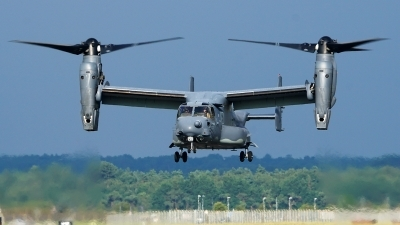 Photo ID 202853 by Lukas Kinneswenger. USA Air Force Bell Boeing CV 22B Osprey, 11 0061