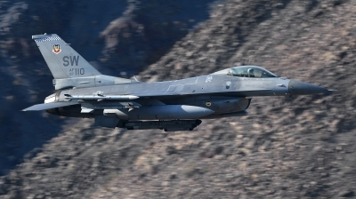 Photo ID 202834 by Hans-Werner Klein. USA Air Force General Dynamics F 16C Fighting Falcon, 97 0110