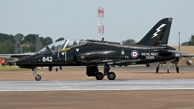 Photo ID 202849 by Richard de Groot. UK Navy British Aerospace Hawk T 1A, XX205