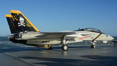 Photo ID 202932 by Eric Tammer. USA Navy Grumman F 14A Tomcat, 160694