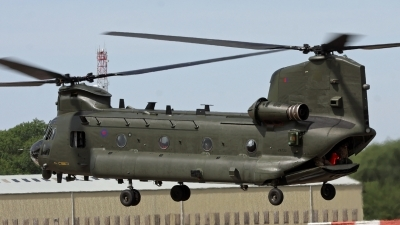 Photo ID 202979 by Richard de Groot. UK Air Force Boeing Vertol Chinook HC2 CH 47D, ZA720