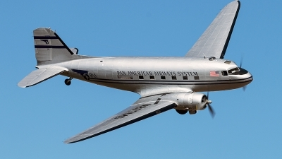 Photo ID 203035 by Aaron C. Rhodes. Private Historic Flight Foundation Douglas C 47B Skytrain, N877MG