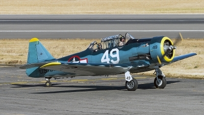 Photo ID 203161 by Aaron C. Rhodes. Private Private North American T 6G Texan, N2983