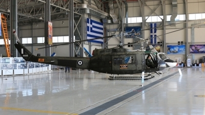 Photo ID 203066 by Stamatis Alipasalis. Greece Air Force Agusta Bell AB 205A, 4444