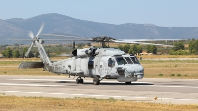 Photo ID 203059 by Kampitoglou Dimitrios. Greece Navy Sikorsky S 70B 6 Aegean Hawk, PN60