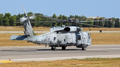 Photo ID 203058 by Kampitoglou Dimitrios. Greece Navy Sikorsky S 70B 6 Aegean Hawk, PN60