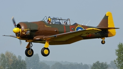 Photo ID 203042 by Rainer Mueller. Private Private North American Harvard IV, D FAME