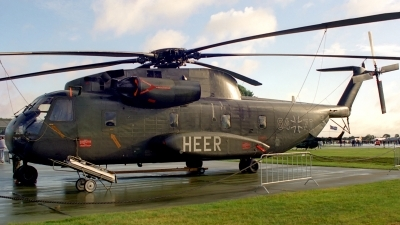 Photo ID 203043 by Sven Zimmermann. Germany Army Sikorsky CH 53G S 65, 84 70