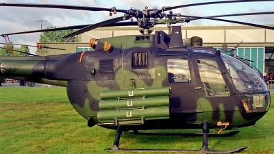 Photo ID 203117 by Sven Zimmermann. Germany Army MBB Bo 105P, 87 39