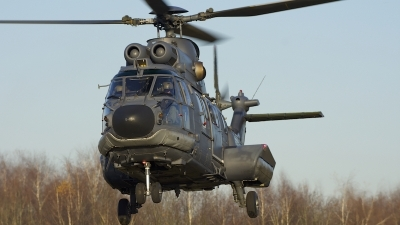 Photo ID 203100 by Robert Flinzner. Netherlands Air Force Aerospatiale AS 532U2 Cougar MkII, S 454