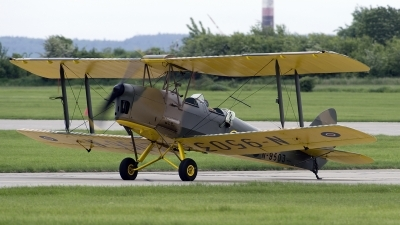 Photo ID 203099 by Joop de Groot. Private Private De Havilland DH 82A Tiger Moth, G ANFG