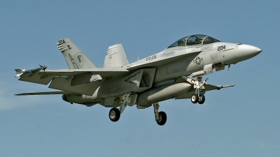 Photo ID 203178 by David F. Brown. USA Navy Boeing F A 18F Super Hornet, 165542