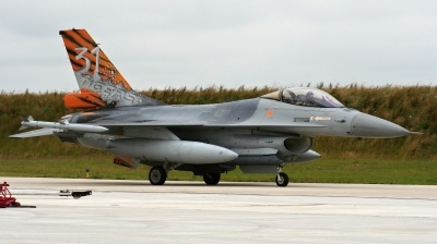 Photo ID 203126 by Milos Ruza. Belgium Air Force General Dynamics F 16AM Fighting Falcon, FA 87