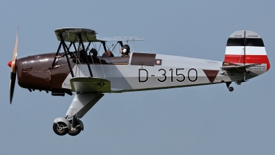 Photo ID 203124 by Rainer Mueller. Private Private Bucker Bu 131B Jungmann, N131BK