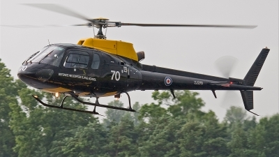 Photo ID 23987 by Alex van Noye. UK Air Force Aerospatiale AS 350B Squirrel HT1, ZJ270