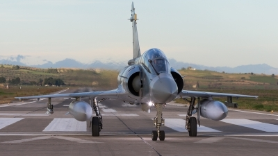 Photo ID 203157 by George Markakis. Greece Air Force Dassault Mirage 2000 5BG, 506