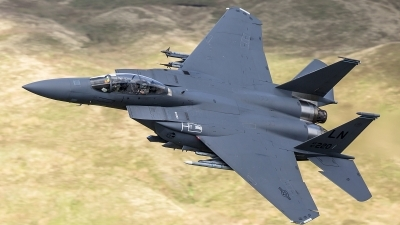 Photo ID 203140 by Rich Bedford - SRAviation. USA Air Force McDonnell Douglas F 15E Strike Eagle, 97 0220