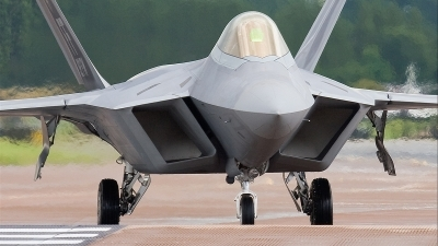Photo ID 23928 by Alex van Noye. USA Air Force Lockheed Martin F 22A Raptor, 04 4082