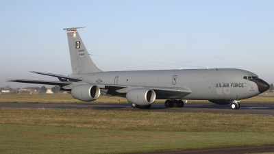 Photo ID 203229 by Chris Lofting. USA Air Force Boeing KC 135R Stratotanker 717 100, 57 1493