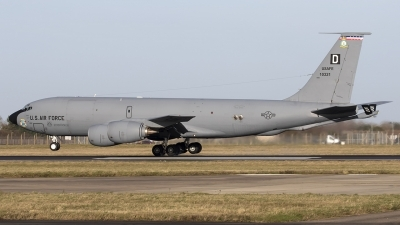 Photo ID 203198 by Chris Lofting. USA Air Force Boeing KC 135R Stratotanker 717 100, 61 0321