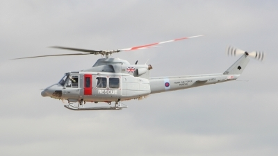 Photo ID 23991 by Dean West. UK Air Force Bell 412EP Griffin HAR2, ZJ703