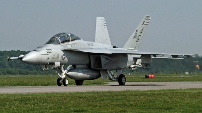 Photo ID 203240 by David F. Brown. USA Navy Boeing F A 18F Super Hornet, 166622
