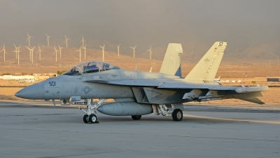 Photo ID 203265 by Eric Tammer. USA Navy Boeing EA 18G Growler, 166857
