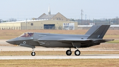 Photo ID 203266 by Eric Tammer. UK Air Force Lockheed Martin F 35B Lightning II, ZM147