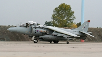 Photo ID 203289 by Milos Ruza. UK Air Force British Aerospace Harrier GR 9, ZD346