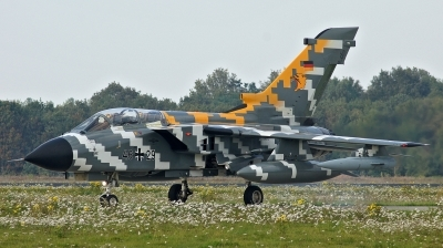 Photo ID 203302 by huelsmann heinz. Germany Air Force Panavia Tornado ECR, 46 29