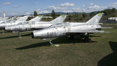Photo ID 203354 by Joop de Groot. Slovakia Air Force Mikoyan Gurevich MiG 21UM, 5166