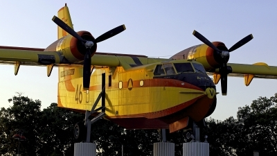 Photo ID 203363 by Carl Brent. France Securite Civile Canadair CL 215, F ZBBV