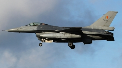 Photo ID 203336 by kristof stuer. Belgium Air Force General Dynamics F 16AM Fighting Falcon, FA 130