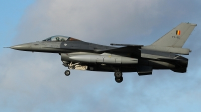 Photo ID 203334 by kristof stuer. Belgium Air Force General Dynamics F 16AM Fighting Falcon, FA 95