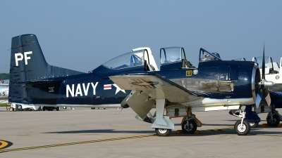 Photo ID 203346 by Rod Dermo. Private Private North American T 28B Trojan, N555PF