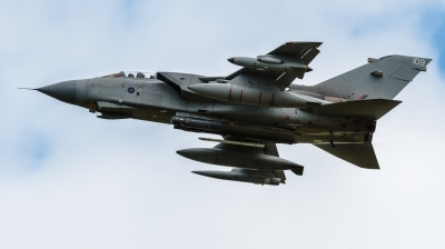 Photo ID 203430 by Mike Macdonald. UK Air Force Panavia Tornado GR4, ZD848