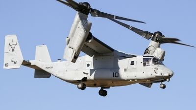 Photo ID 203391 by Ruben Galindo. USA Marines Bell Boeing MV 22B Osprey, 168622