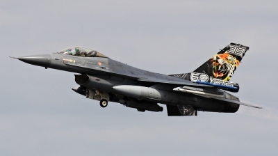 Photo ID 203378 by Milos Ruza. Netherlands Air Force General Dynamics F 16AM Fighting Falcon, J 196