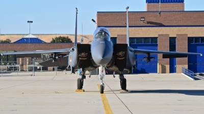 Photo ID 203385 by Gerald Howard. USA Air Force McDonnell Douglas F 15E Strike Eagle, 87 0169