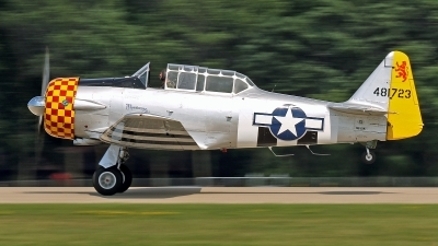 Photo ID 203461 by David F. Brown. Private Private North American AT 6D Texan, N350HT