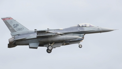 Photo ID 203466 by Adrian Stürmer. USA Air Force General Dynamics F 16C Fighting Falcon, 90 0827