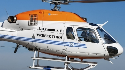 Photo ID 203497 by Hernan Attaguile. Argentina Coast Guard Aerospatiale AS 355NP Ecureuil 2, PA 80