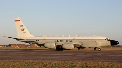 Photo ID 203459 by Liam West. USA Air Force Boeing RC 135W Rivet Joint 717 158, 62 4134