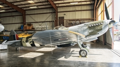 Photo ID 203816 by W.A.Kazior. Private Planes of Fame Air Museum Supermarine 361 Spitfire LF9C, NX2TF