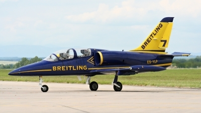 Photo ID 203577 by Milos Ruza. Private Breitling Jet Team Aero L 39C Albatros, ES YLP